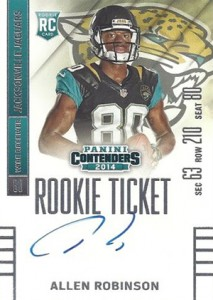 2014 Panini Contenders Football Rookie Ticket Autograph Variations Guide 8
