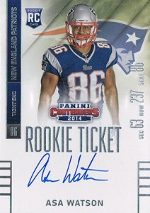 2014 Panini Contenders Football Rookie Ticket Autograph Variations Guide 12