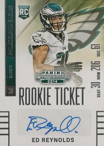 2014 Panini Contenders Football Rookie Ticket Autograph Variations Guide 137