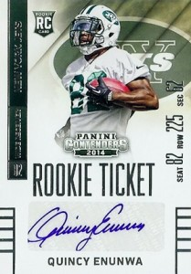 2014 Panini Contenders Football Rookie Ticket Autograph Variations Guide 169