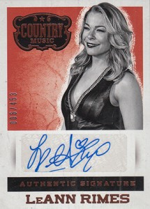 2014 Panini Country Music Trading Cards 22