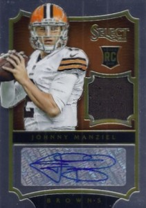 Johnny Manziel Cards, Rookie Cards, Key Early Cards and Autographed Memorabilia Guide 51