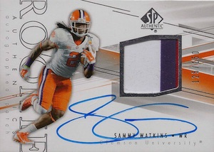 Sammy Watkins Rookie Card Guide and Checklist 63