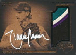 10 Randy Johnson Baseball Cards That Are Nothing Short of Awesome 8