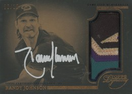 10 Randy Johnson Baseball Cards That Are Nothing Short of Awesome 9