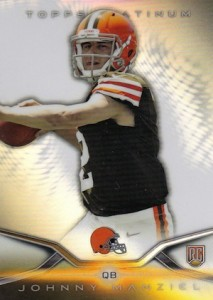 Johnny Manziel Cards, Rookie Cards, Key Early Cards and Autographed Memorabilia Guide 16