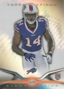 Sammy Watkins Rookie Card Guide and Checklist 15