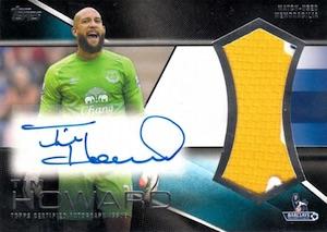 2014 Topps Premier Gold Soccer Cards 30