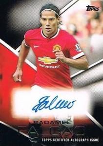 2014 Topps Premier Gold Soccer Cards 29
