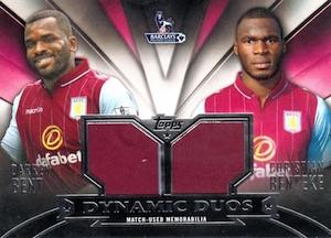 2014 Topps Premier Gold Soccer Cards 25