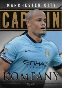 2014 Topps Premier Gold Soccer Cards 23