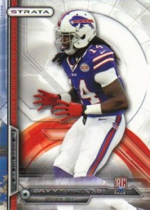 2014 Topps Strata Football Variations Guide 23
