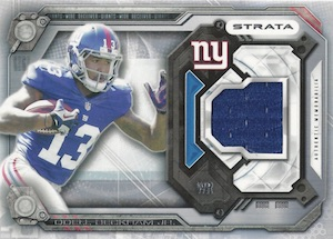 2014 Topps Strata Football Cards 31