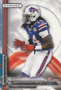 Sammy Watkins Rookie Card Guide and Checklist 18