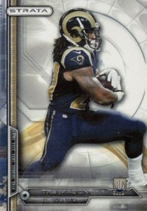 2014 Topps Strata Football Variations Guide 27