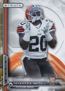 2014 Topps Strata Football Variations Guide 2