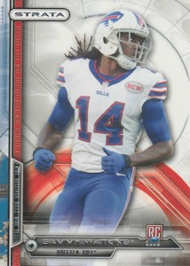 2014 Topps Strata Football Variations Guide 24