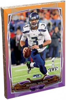 2014 Topps Super Bowl XLIX Team Sets 1