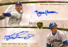 Top 10 Randy Johnson Baseball Cards