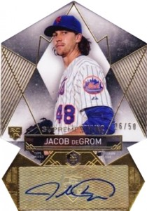 Jacob deGrom Rookie Cards Checklist and Top Prospect Cards 14