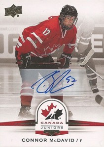 Connor McDavid Cards - Collecting Hockey's Next Big Thing 6
