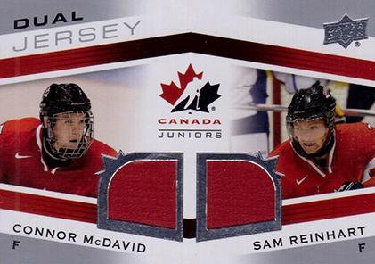 Connor McDavid Cards - Collecting Hockey's Next Big Thing 7