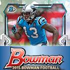 2015 Bowman Football Cards