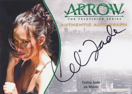 2015 Cryptozoic Arrow Season 1 Autographs Guide 5