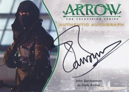 2015 Cryptozoic Arrow Season 1 Autographs Guide 6