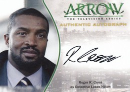 2015 Cryptozoic Arrow Season 1 Autographs Guide 7