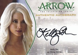 2015 Cryptozoic Arrow Season 1 Autographs Guide 19
