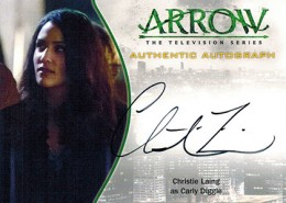 2015 Cryptozoic Arrow Season 1 Autographs Guide 8
