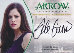 2015 Cryptozoic Arrow Season 1 Autographs Guide 9