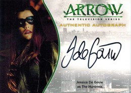 2015 Cryptozoic Arrow Season 1 Autographs Guide 21