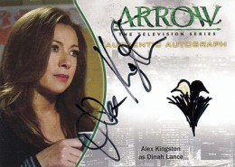 2015 Cryptozoic Arrow Season 1 Autographs Guide 10