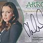 2015 Cryptozoic Arrow Season 1 Autographs Guide