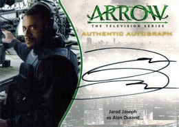 2015 Cryptozoic Arrow Season 1 Autographs Guide 23