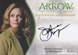 2015 Cryptozoic Arrow Season 1 Autographs Guide 14