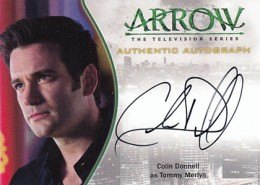 2015 Cryptozoic Arrow Season 1 Autographs Guide 4