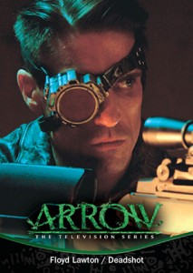 2015 Cryptozoic Arrow Season 1 Trading Cards 26