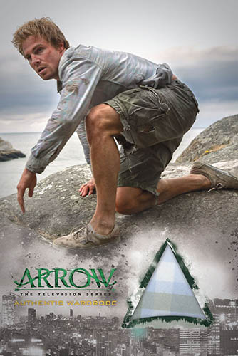 2015 Cryptozoic Arrow Season 1 Trading Cards 31