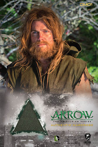 2015 Cryptozoic Arrow Season 1 Trading Cards 32
