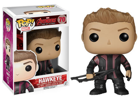 2015 Funko Pop Marvel Avengers Age of Ultron 70 Hawkeye