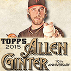 2015 Topps Allen & Ginter Baseball Cards