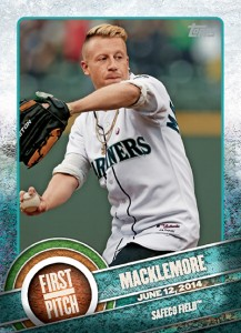2015 Topps Baseball First Pitch Gallery and Checklist 12