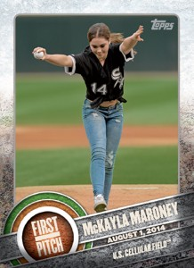 2015 Topps Baseball First Pitch Gallery and Checklist 3
