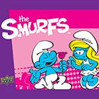 2015 Upper Deck Smurfs Stickers