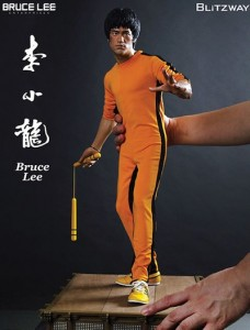 Bruce Lee Blitzway Game of Death Statue