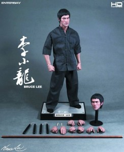 Bruce Lee Enterbay HD Masterpiece Figure