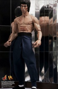 Bruce Lee Hot Toys Figure